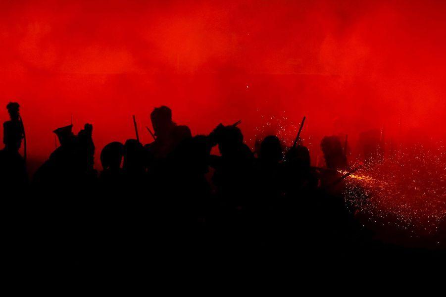 """Dans l'""""Inferno"""" de Waterloo"""