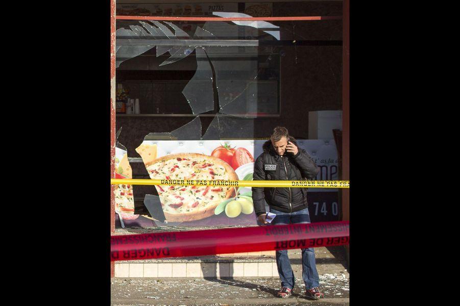 Une explosion criminelle a endommagé un kebab près d'une mosquée à Villefranche-sur-Saone