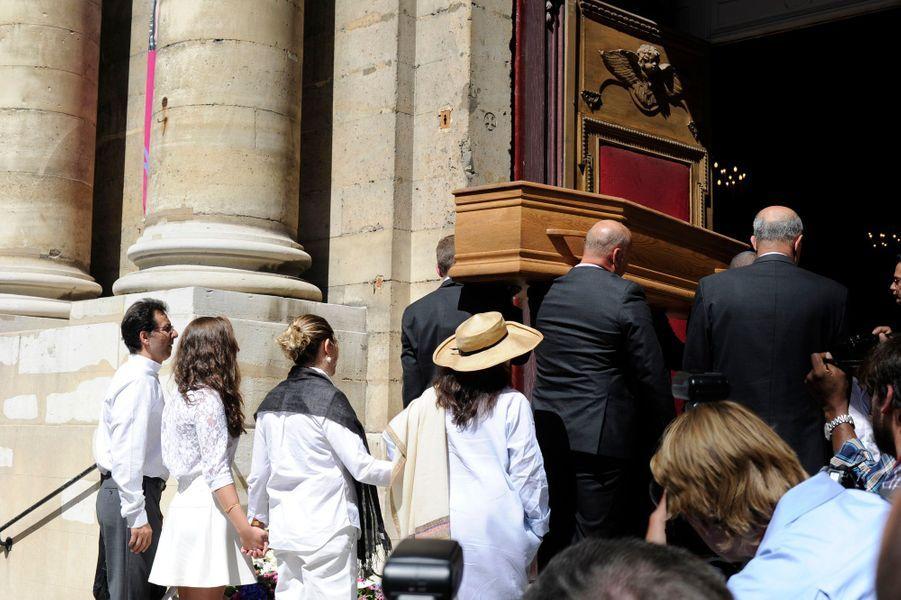 L'ultime adieu à Jacques Vergès