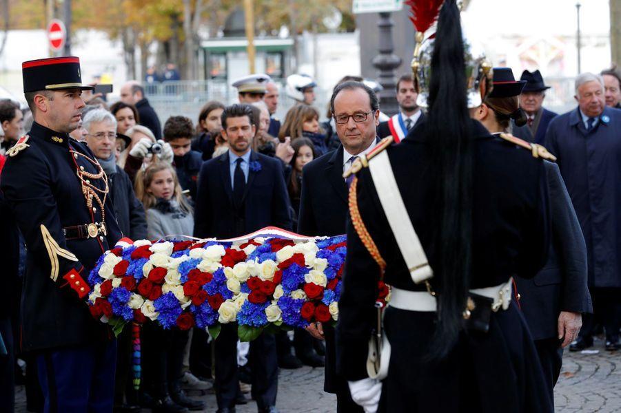 La cérémonie du 11 novembre en images