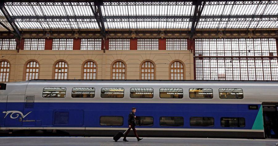 Grèves Et Manifestations Contre La Réforme De La SNCF, Mardi 3 Avril     4