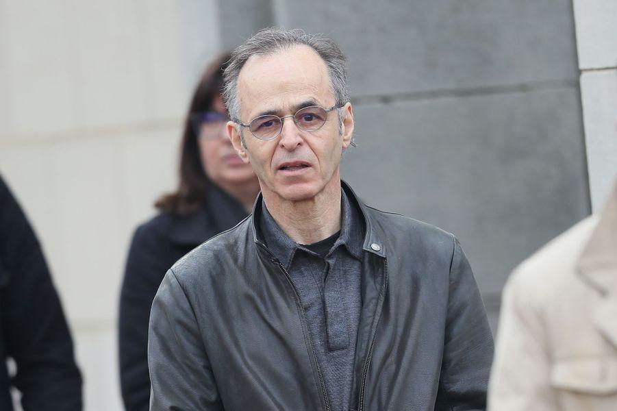 Jean-Jacques Goldman était présent aux obsèques de Véronique Collucci