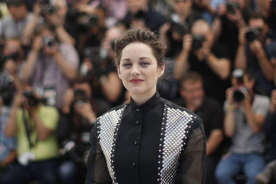 L'actrice Marion Cotillard est nommée chevalier.