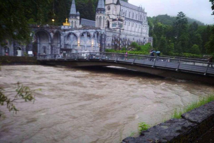 Lourdes après le déluge