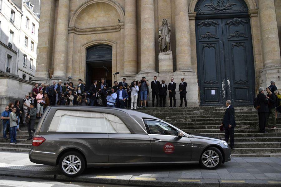 Les obsèques de Pierre Bellemare jeudi, à Paris