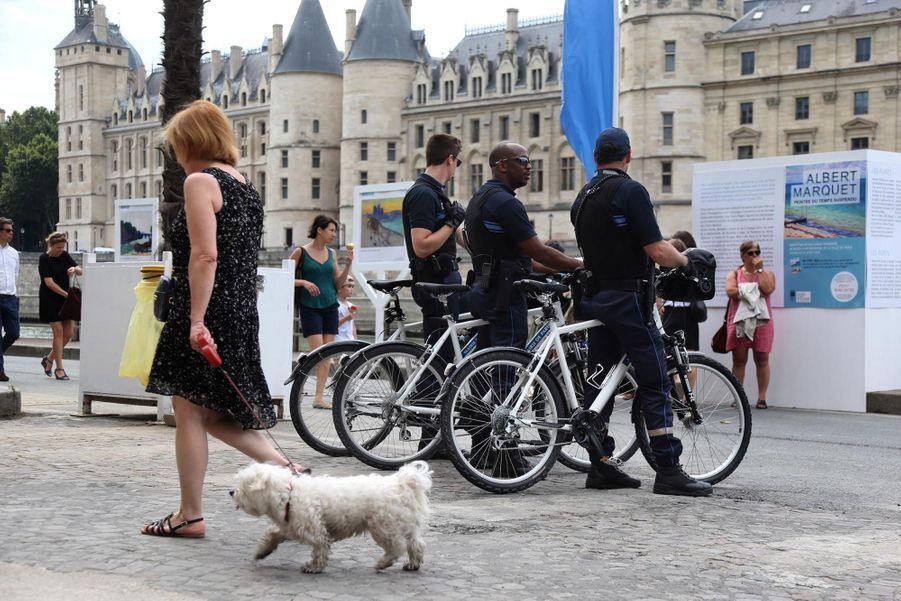 Paris Plages: sécurité et farniente