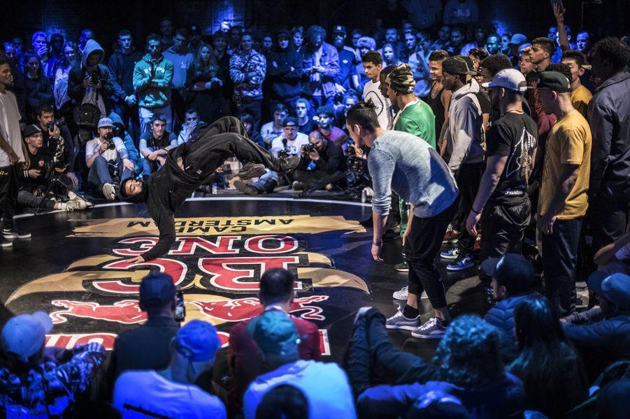 La finale du Red Bull BC One a eu lieu ce week-end à Amsterdam, aux Pays-Bas.