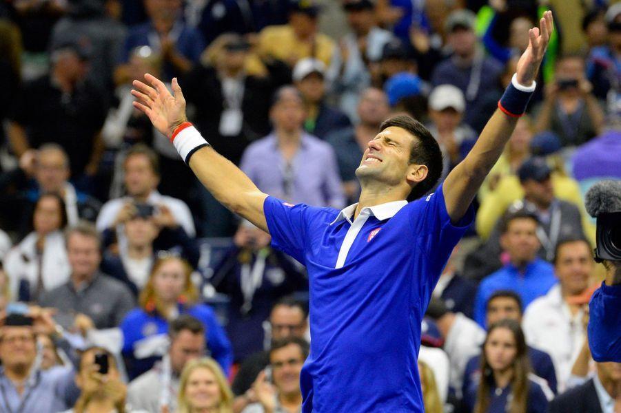 Djokovic trop fort pour la légende Federer