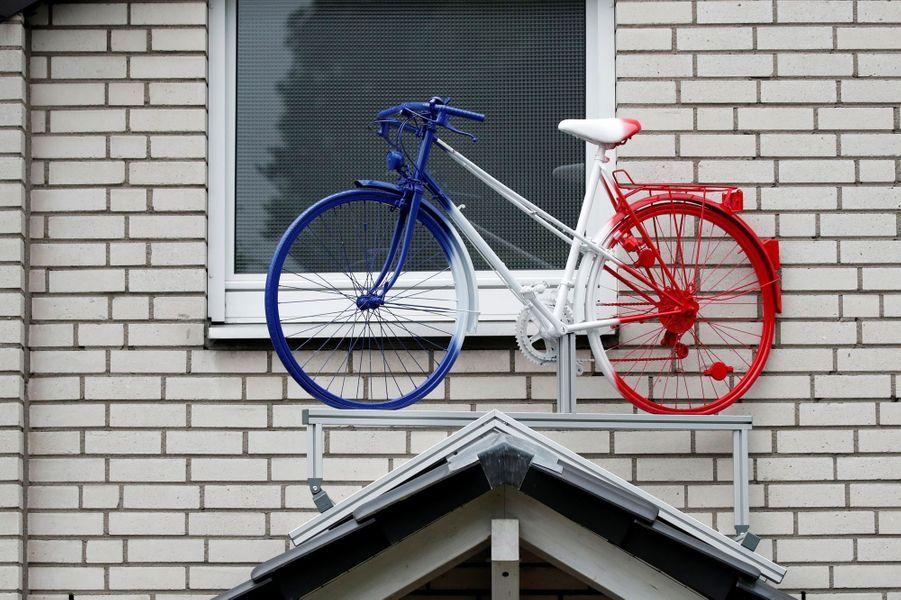 Düsseldorf accueillecoureurs et spectateurs.Le Grand Départ du Tour de France y sera donné samedi.