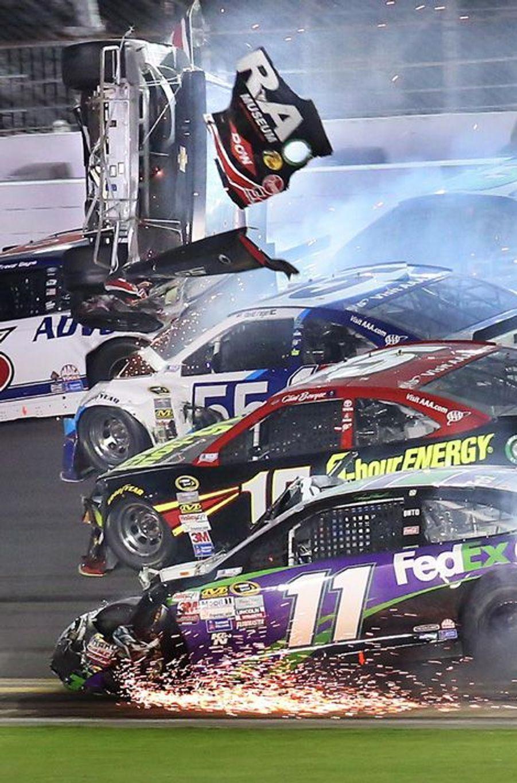 Austin Dillon, le miraculé du NASCAR