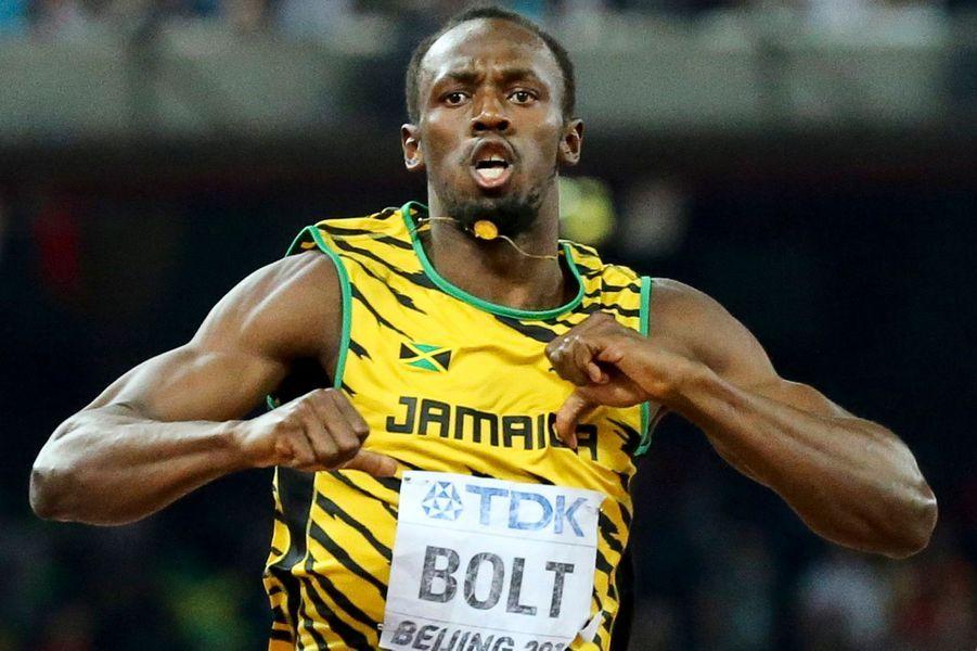 Bolt, la victoire... puis la chute