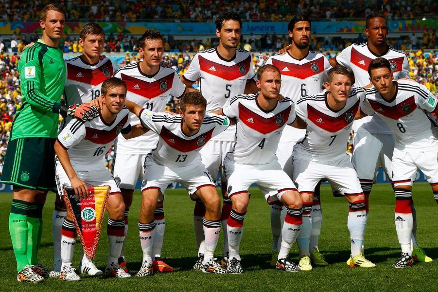 France-Allemagne, Rio ne répond plus