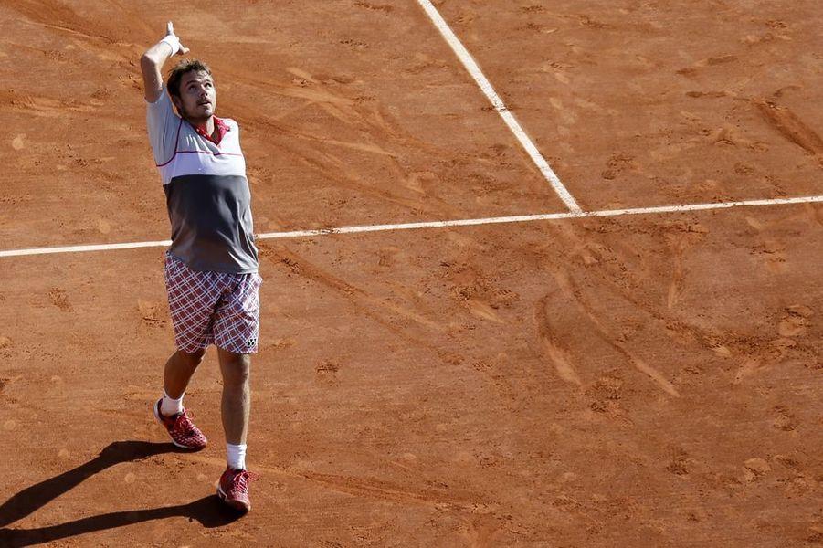Stanislas Wawrinka remporte Roland Garros 2015