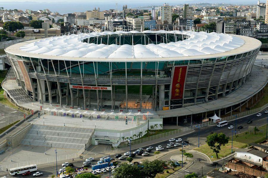 Arena Fonte Nova de Salvador de Bahia