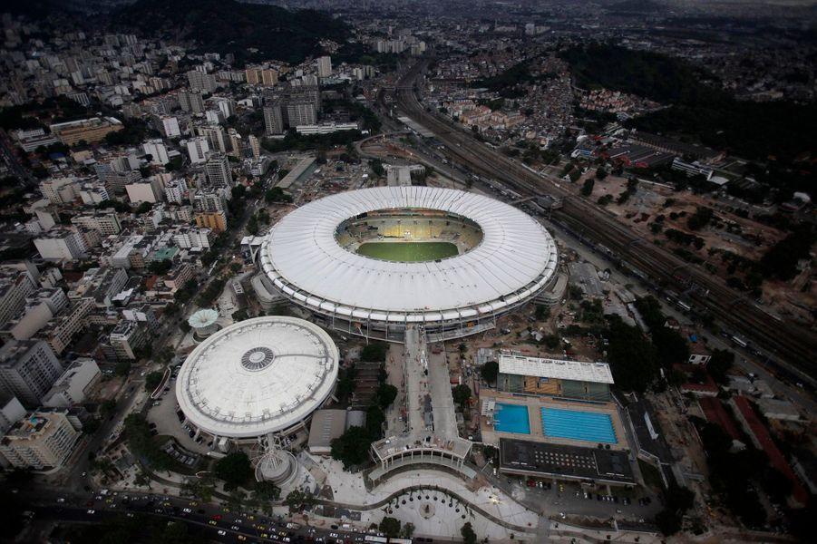 Maracana Stadium de Rio de Janeiro