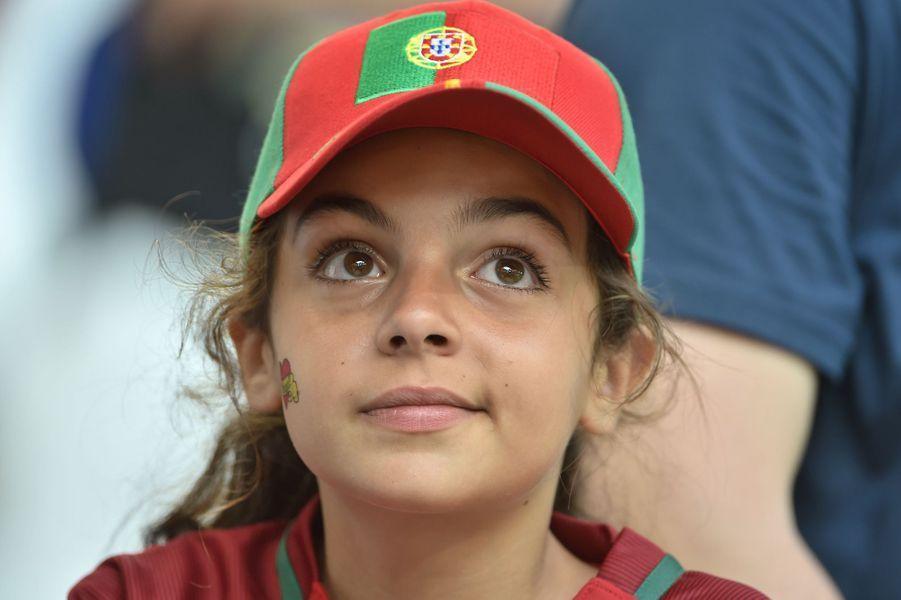 Euro 2016 : le grand sourire des supporters portugais