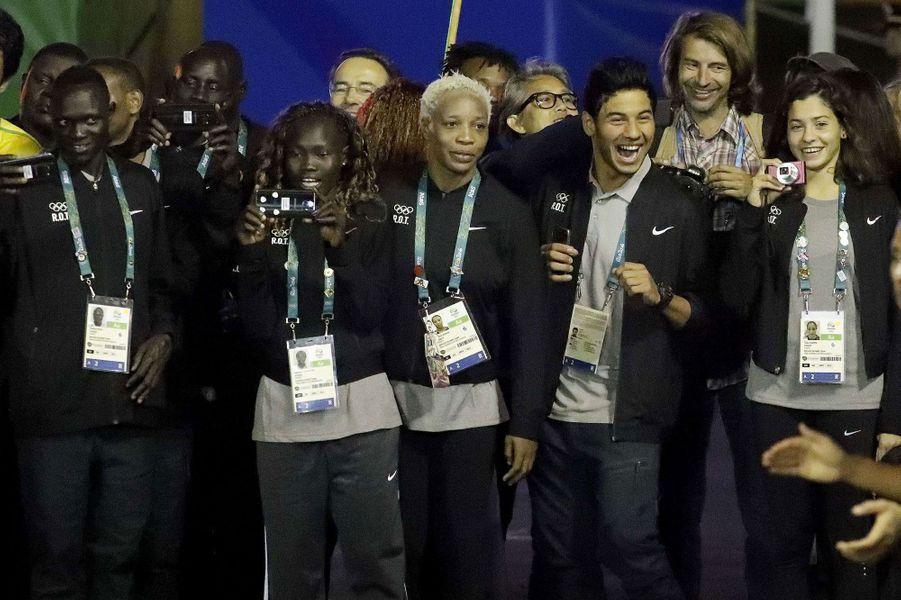 JO 2016 : L'équipe olympiques des réfugiés, pour l'espoir et la paix