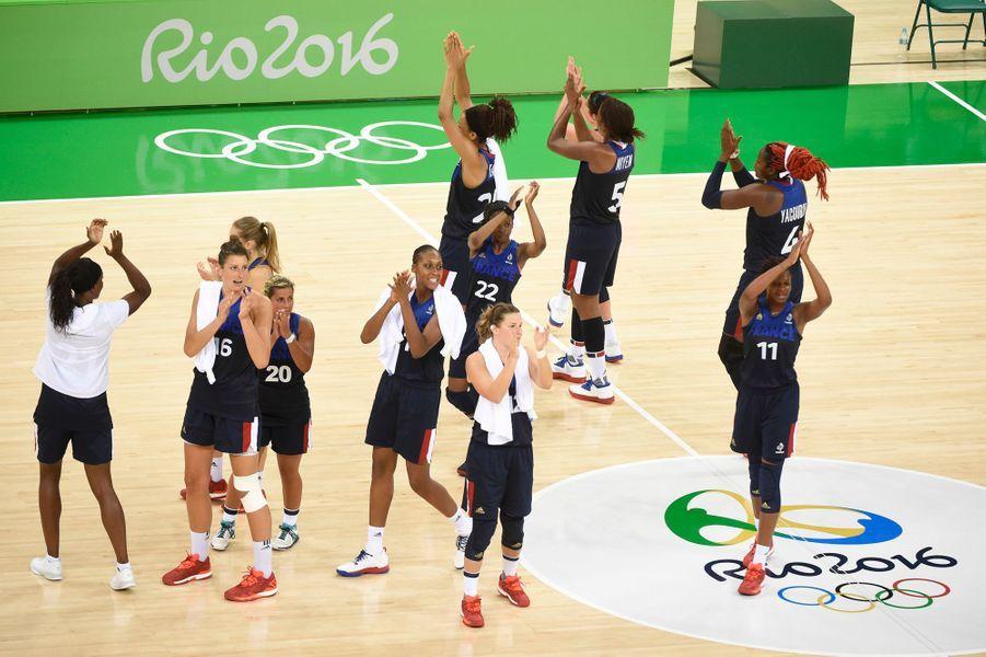 La France domine la Turquie en basket féminin la Turquie (55-39)