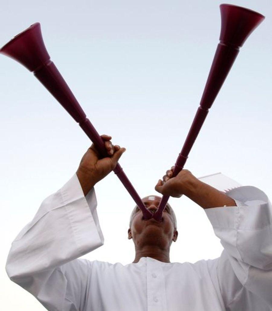 Le retour de la revanche du vuvuzela ?
