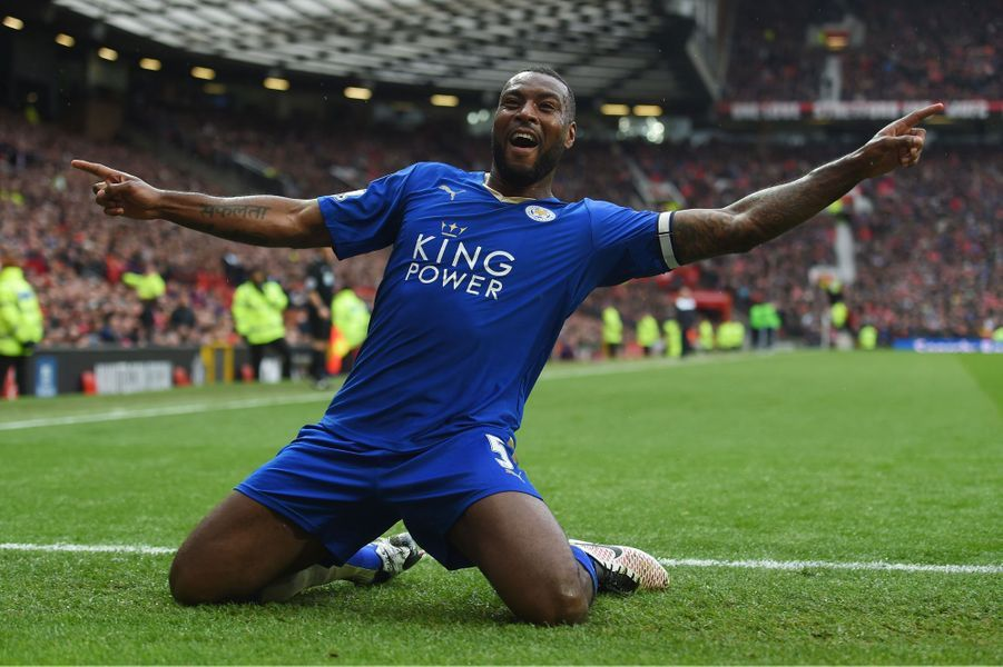 Wes Morgan, défenseur central