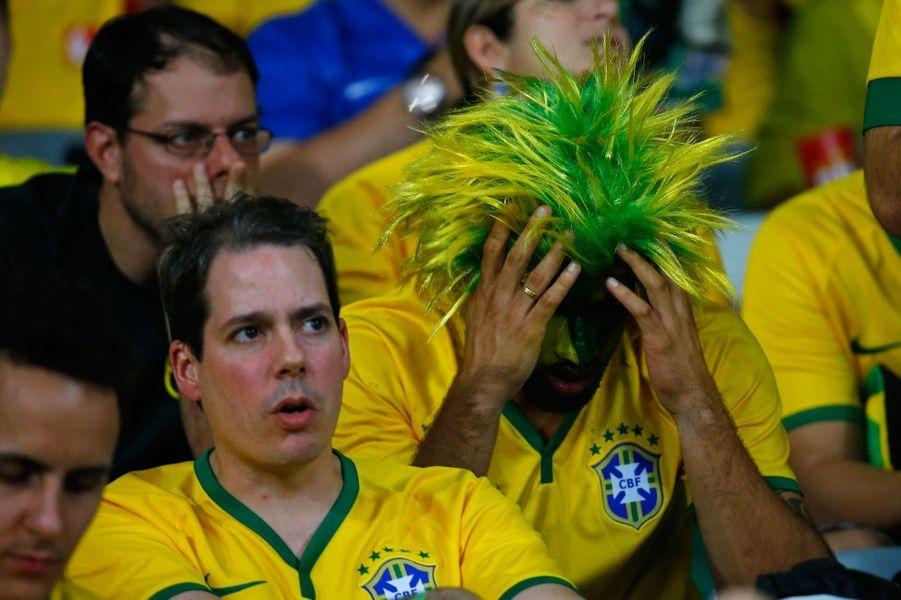 Les larmes du Brésil