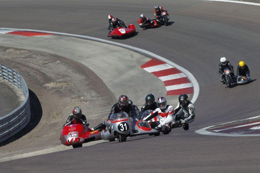 Les motos de légende s'invitent à Dijon