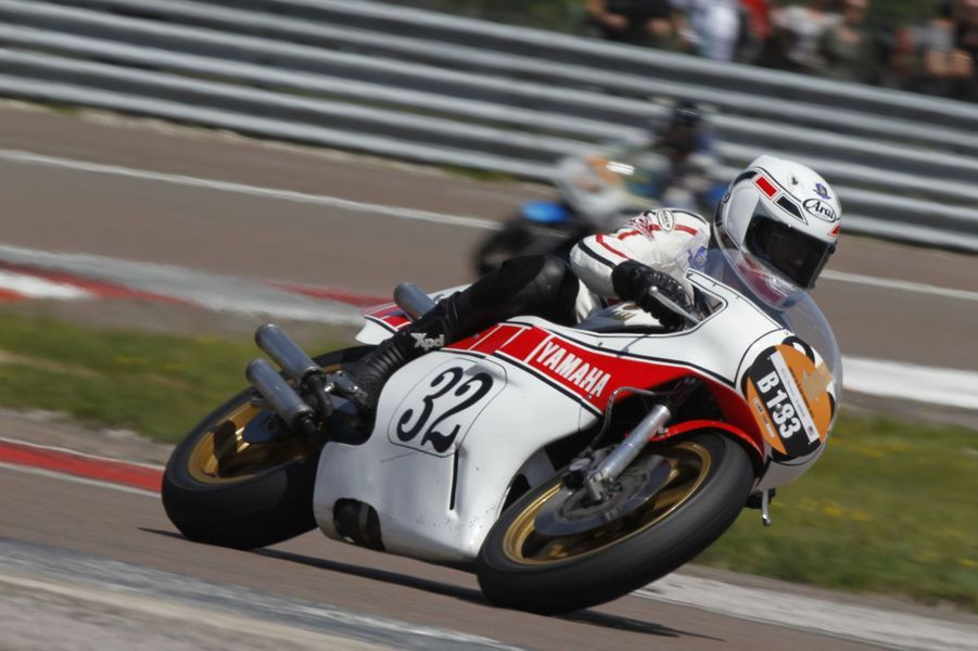 Samedi et dimanche prochain, les Coupes Moto Légende s'installent sur le circuit de Dijon-Prenois.