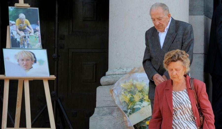 Marthe et Jacques Fignon.