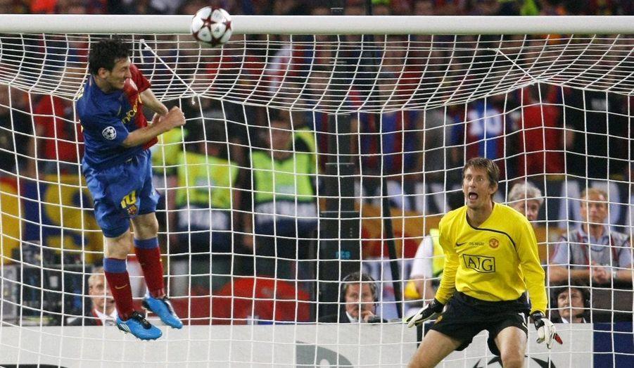 Petit par la taille mais immense par le talent, Lionel Messi a inscrit le deuxième but de la victoire du FC Barcelone face à Manchester United (2-0), mercredi, en finale de la Ligue des Champions.