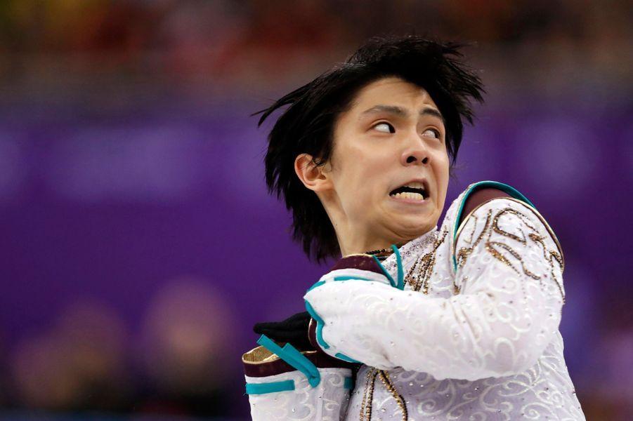 Le patineur japonaisYuzuru Hanyu est devenu le premier patineur à conquérir un deuxième titre olympique consécutif depuis l'Américain Dick Button en 1952 en remportant l'or, samedi, auxJO de Pyeongchang.
