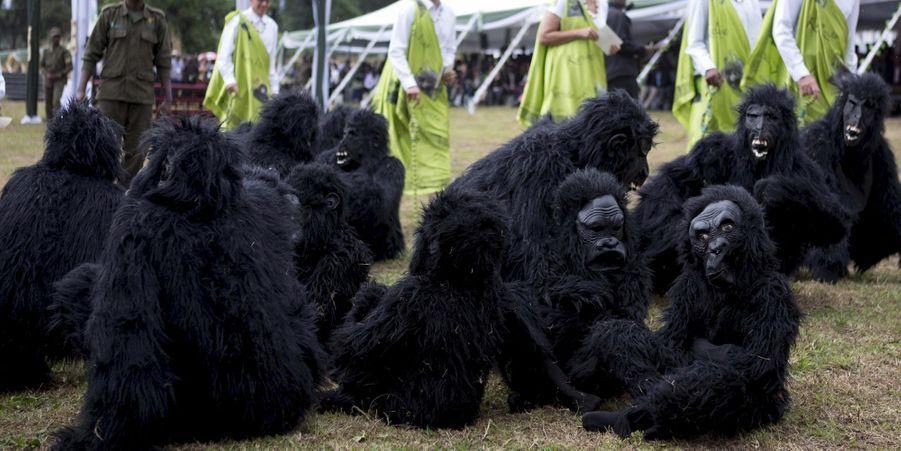 Le Rwanda a célébré le rituel de Kwita Izina