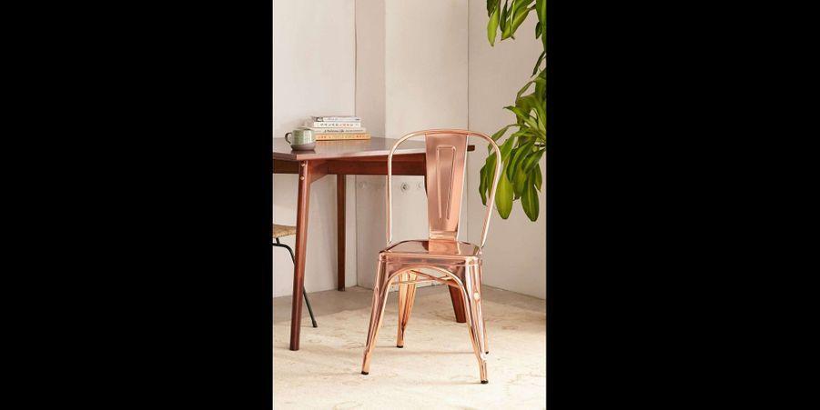 Pour changer du fer ou du bois, le cuivre est idéal. Il se démarque par sa couleur et par le rendu de sa matière. (voir l'épingle)Suivez nous sur Pinterest!
