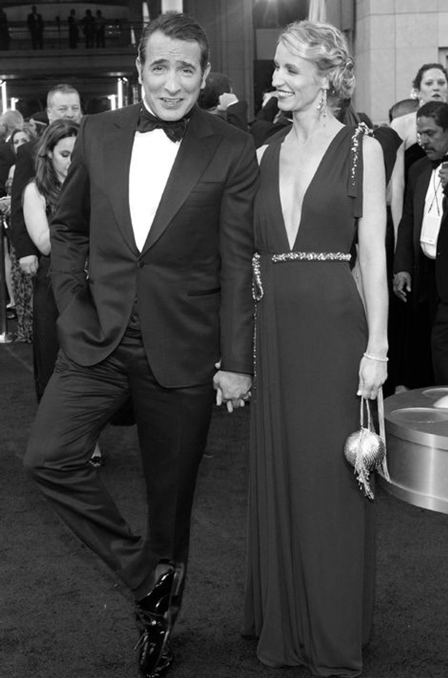 """De Jean Dujardin et Alexandra Lamy à Michael Douglas et Catherine Zeta-Jones, de nombreux couples de célébrités n'ont pas tenu l'année 2013. Récapitulatif en images.""""Chouchou et Loulou"""" n'est plus.Jean Dujardin et Alexandra Lamy ont mis fin cette année à leurs quatre années de mariage, l'actrice prenant la direction de Londres et le comédien oscarisé se concentrant à fond sur sa carrière."""