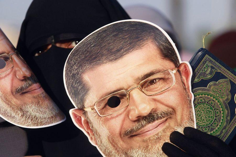 Au Caire, les partisans de Morsi ne lâchent rien