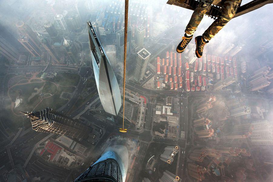 Les vertiges de Shanghai