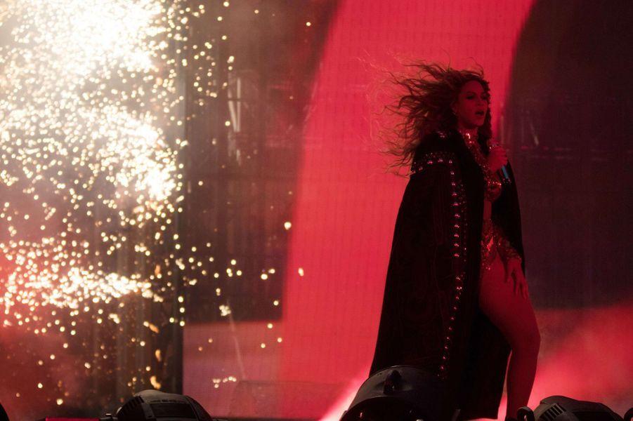 Beyoncé, une reine au Stade de France