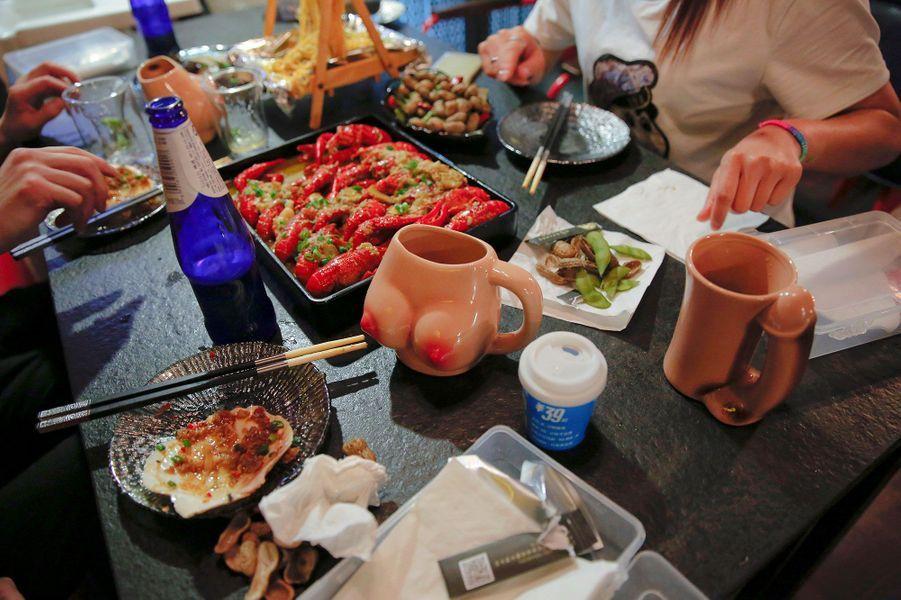 Bienvenue au Ke'er, restaurant sado-maso en Chine