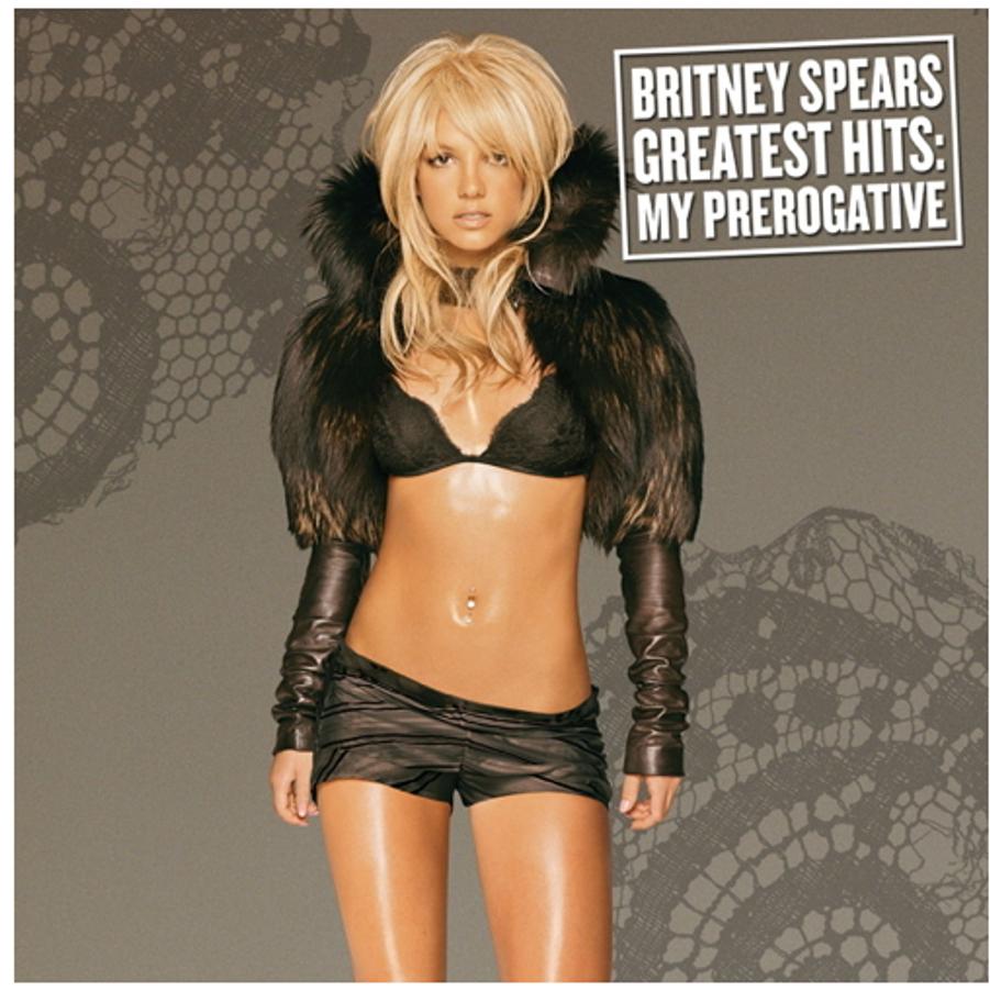 """""""Greatest Hits: My Prerogative"""" sort en 2004"""