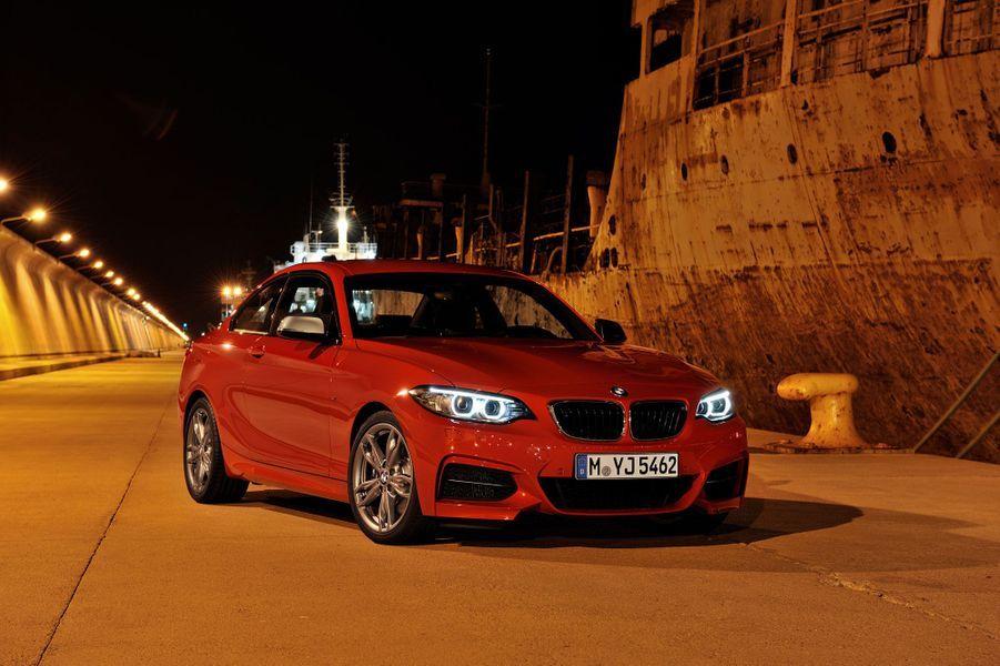 BMW Série 2, l'élégance en prime