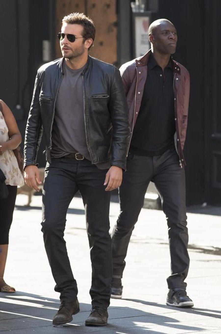 Bradley Cooper et Omar Sy
