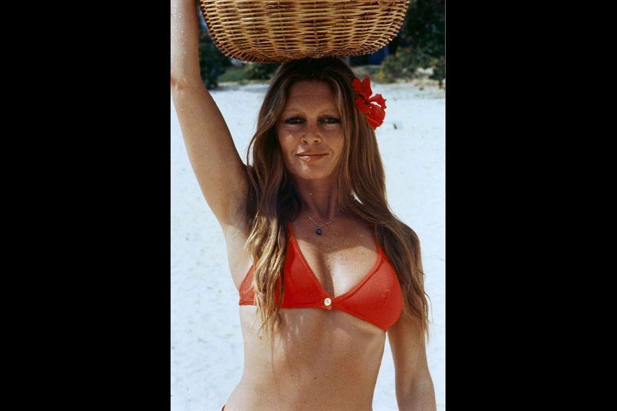 Quand Brigitte Bardot posait pour Match