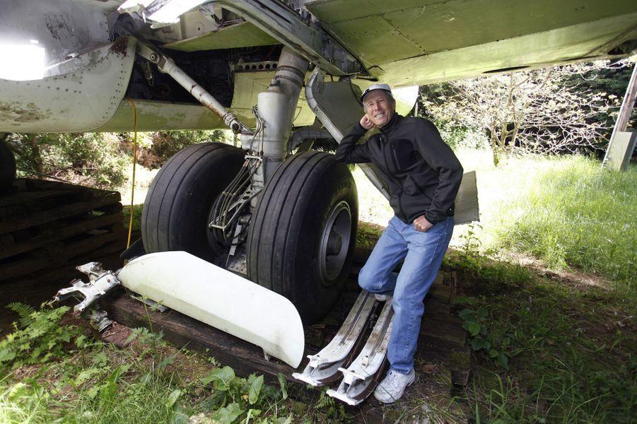 Bruce, la vie dans un Boeing 727