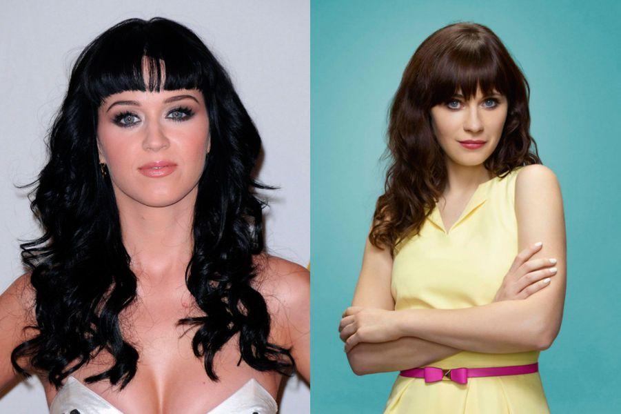 """Katy Perry à la place de Zooey Deschanel dans """"New Girl"""""""