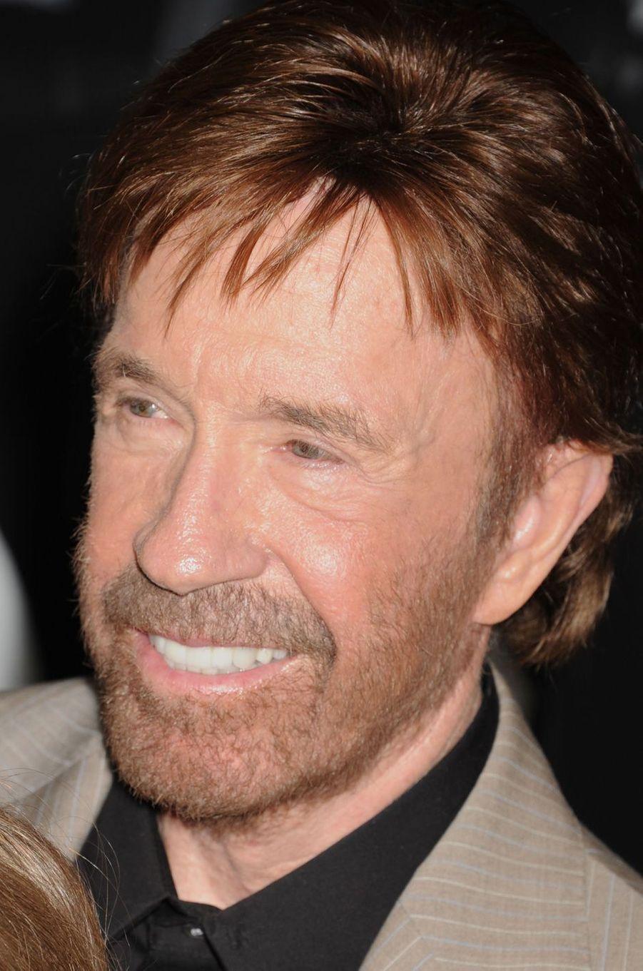 Chuck Norris a 76 ans