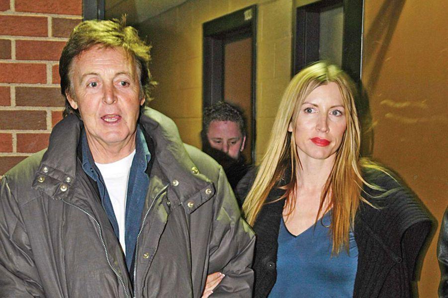 13. Paul McCartney et Heather Mills (2004-2008)