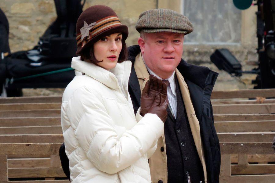 """Dans les coulisses de """"Downton Abbey"""""""