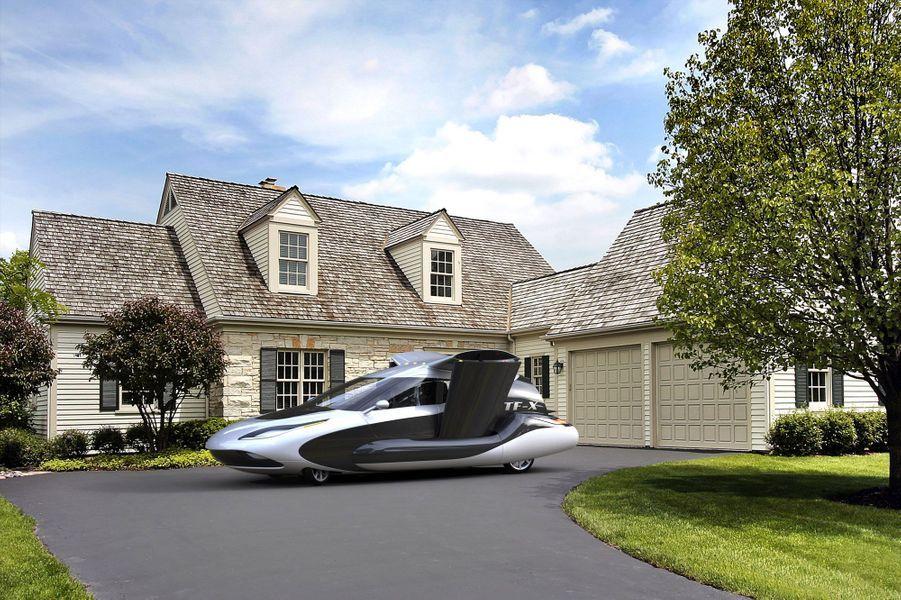 La TF-X pourra voler à 320 km/h pendant 800 kilomètres.