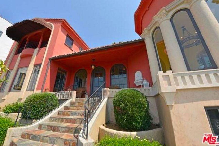 La villa d'Eva Longoria à Los Angeles