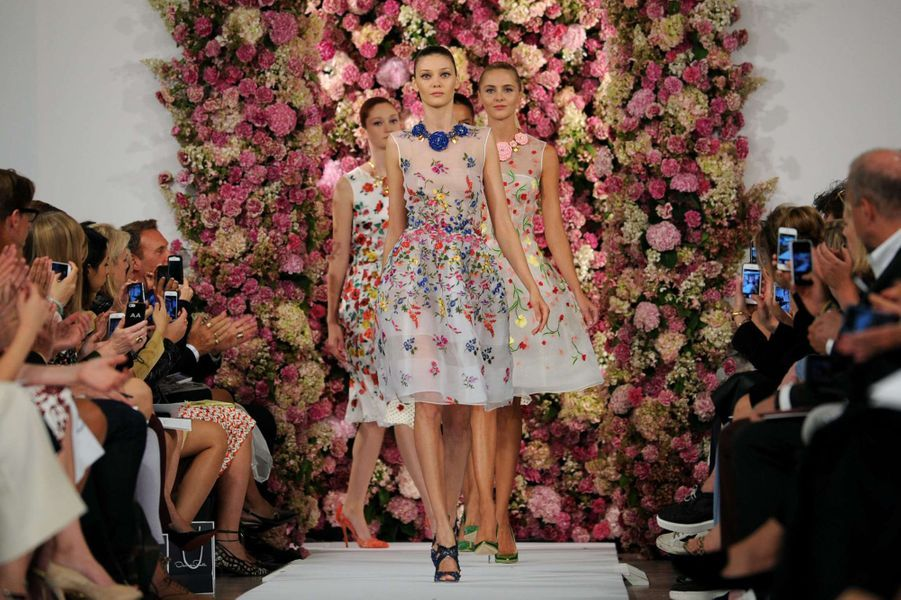 La collection d'Oscar de la Renta