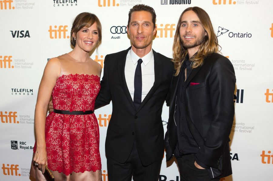 "Jennifer Garner, Matthew McConaughey et Jared Leto pour ""Dallas Buyers Club"""